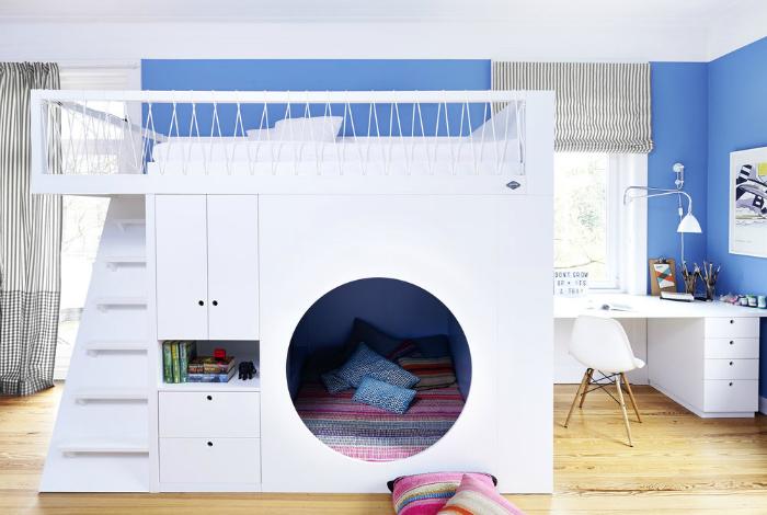 необычная мебель для подростков фото
