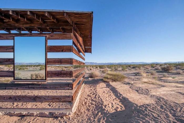 Мираж в пустыне?