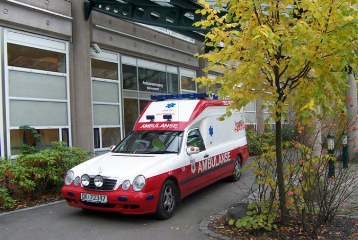 Лечение в Норвегии. | Фото: ТВ Центр.