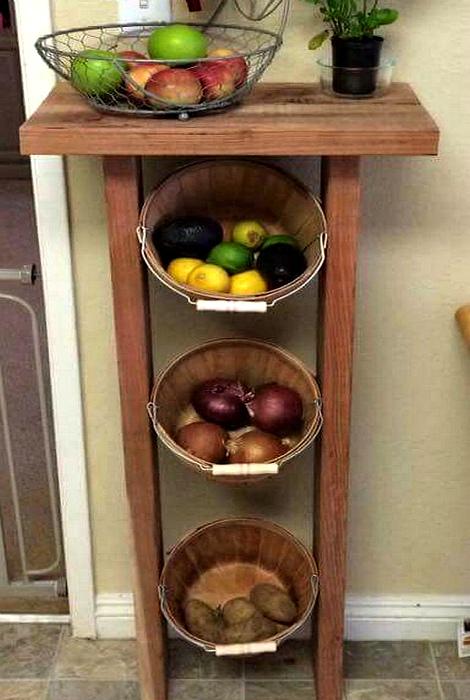 Органайзер для овощей.