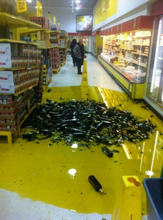 И снова Аннушка масло разлила... | Фото: Reddit.