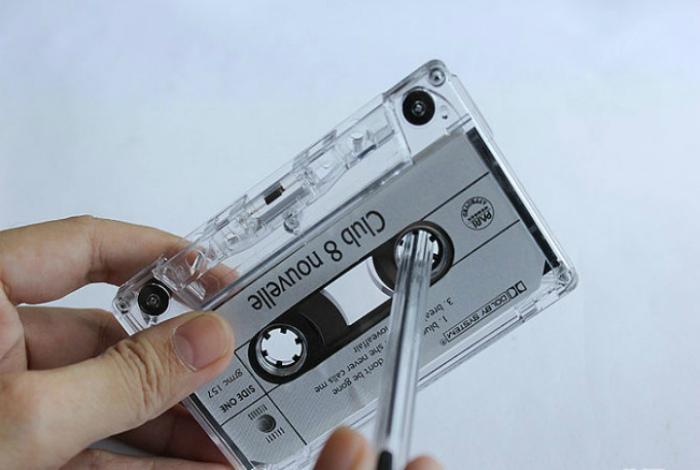Перемотка кассеты.