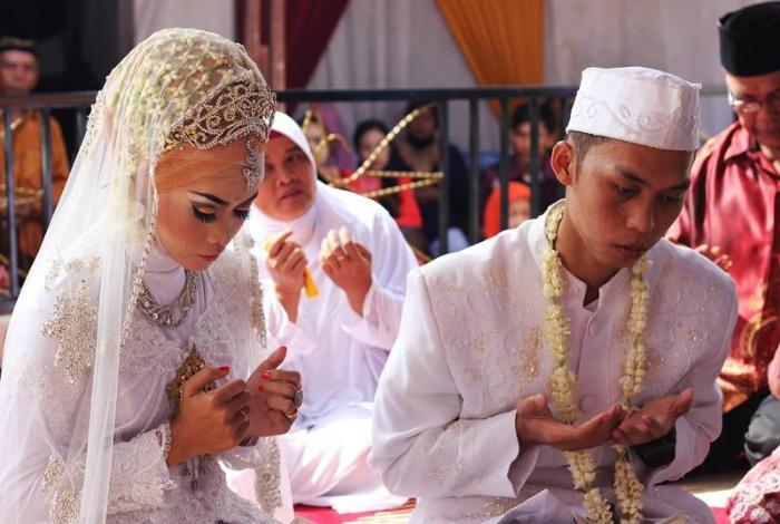 Запрет на уборную после свадьбы. | Фото: БигПикча.