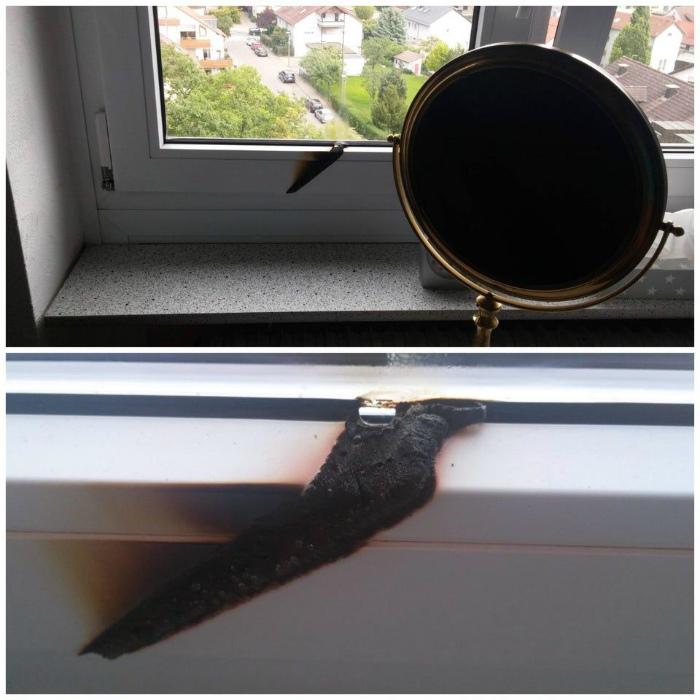 Как быстро разжечь костер в квартире. | Фото: www.diply.com.
