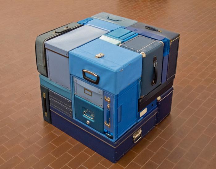 Чемоданы-чемоданчики.
