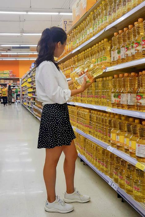 Растительные масла в хозяйстве. | Фото: Кривое-зеркало.ру.