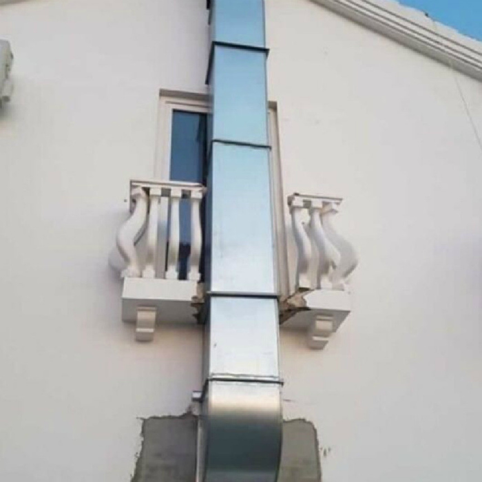 Новый вид из окна. | Фото: Xing.