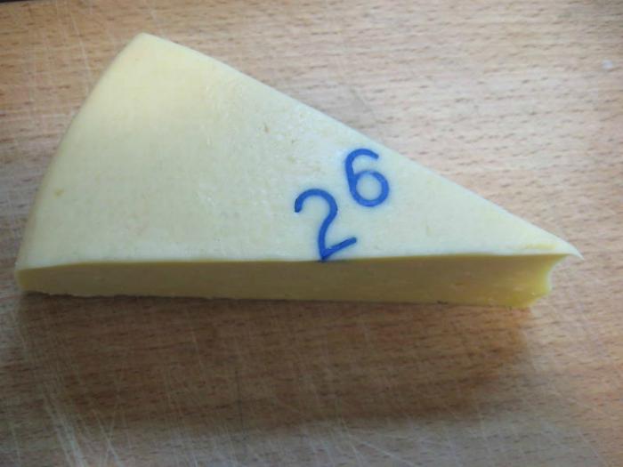 Абсолютно все детишки собирали цифры, найденные в сыре.