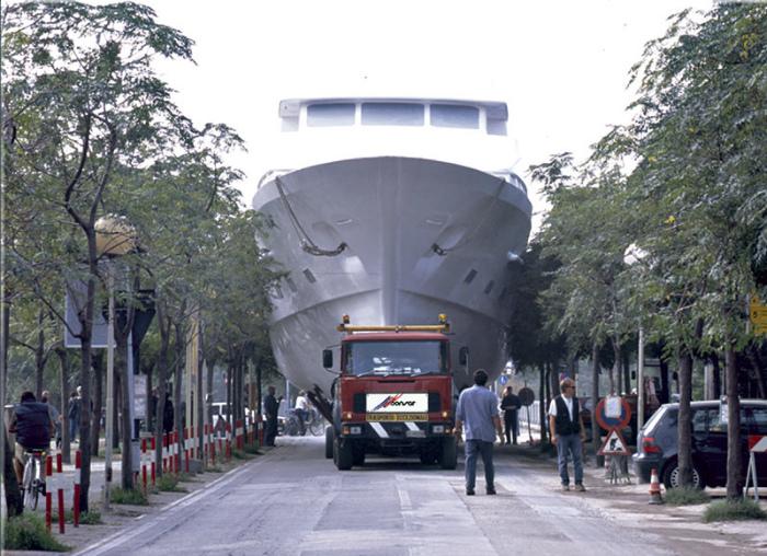 Новый участник дорожного движения. | Фото: www.consar.it.