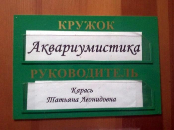 Глупо было бы взять какого-нибудь Иванова, когда среди претендентов была Карась! | Фото: Subscribe.Ru.