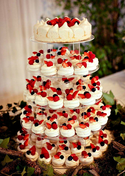Торт-меренга.