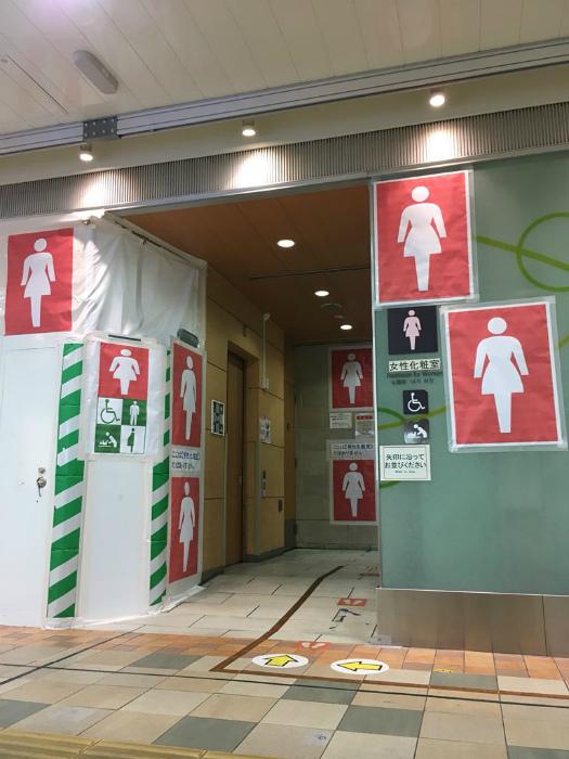 Туалетная тема в Японии. | Фото: Maxim.