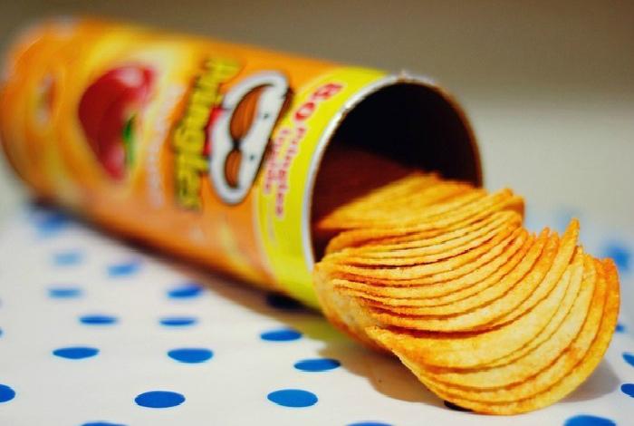 Зависимость от чипсов.