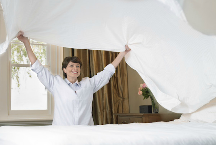 Комплекты постельного белья. | Фото: Mind Movies.