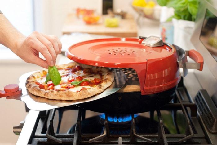 Мини духовка для пиццы.