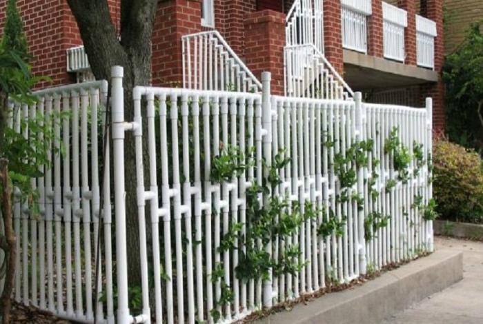 Забор и перила. | Фото: Ярмарка Мастеров.