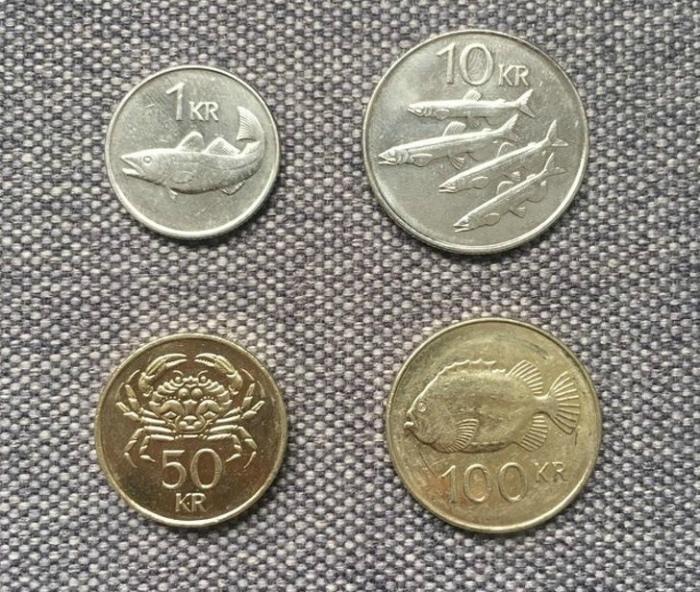 Рыбная валюта. | Фото: Бугага.
