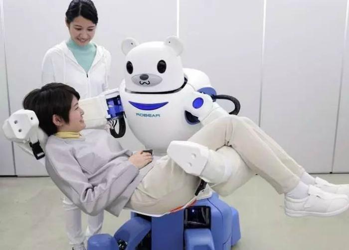 Роботизированный санитар.