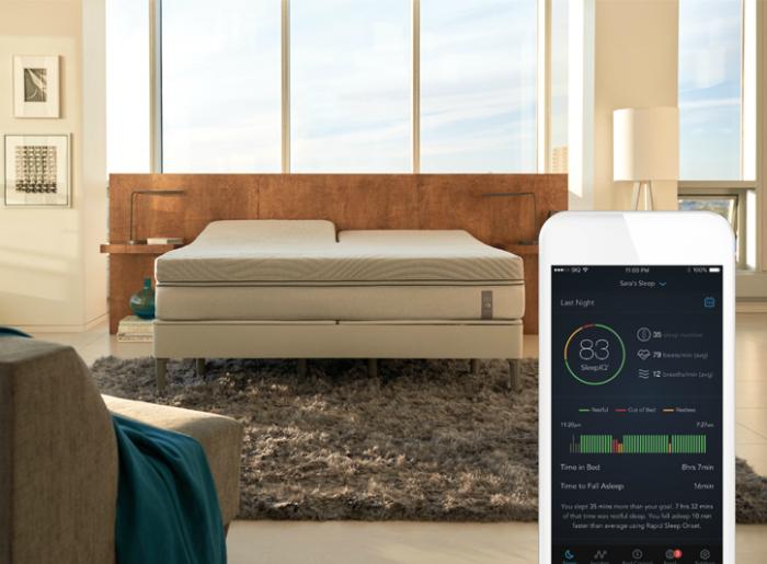 Кровать нового поколения 360 SmartBed.