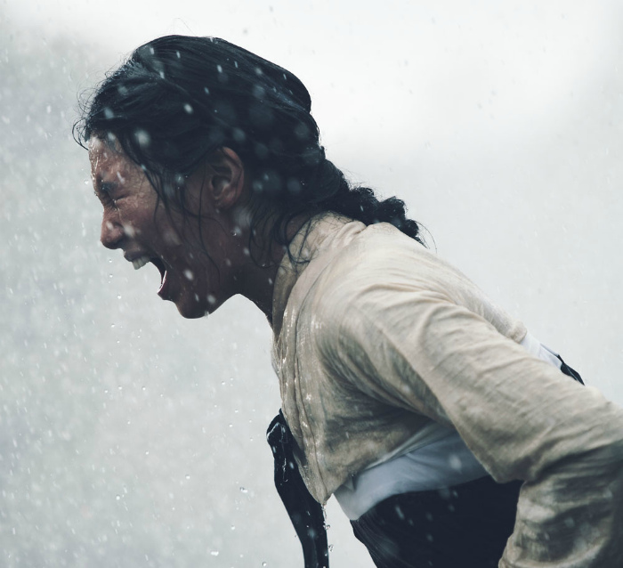Кричите после дождя. | Фото: K-POP.ru.