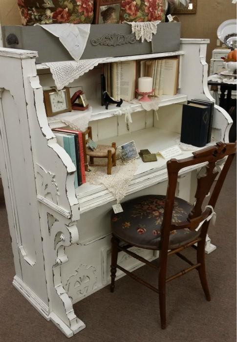Обновленное пианино. | Фото: myhouse.dnsfor.me.