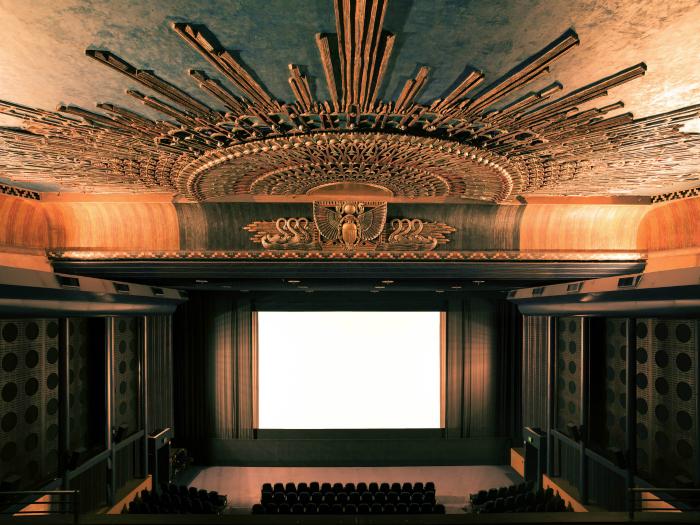 Egyptian Theater, American Cinematheque, Лос-Анджелес, США.