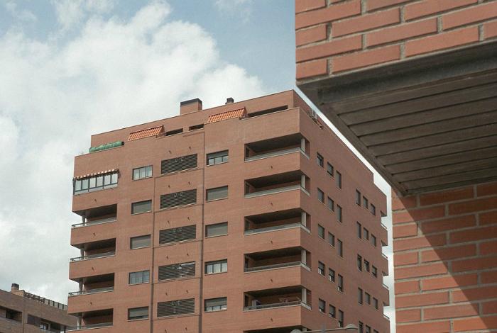 Урбанистический пейзаж.
