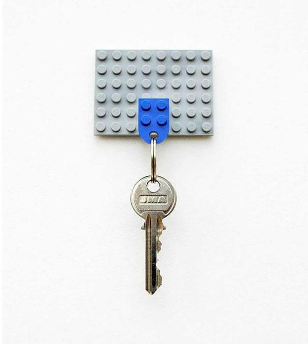 Ключница в стиле LEGO.