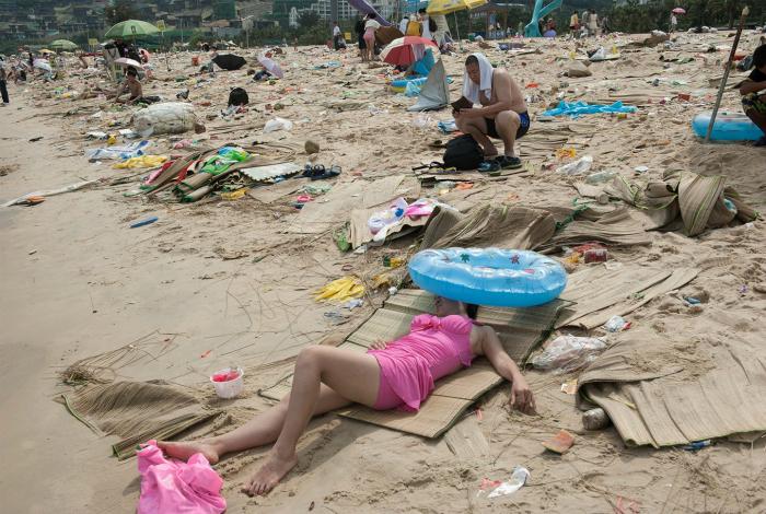 Китайский пляж.
