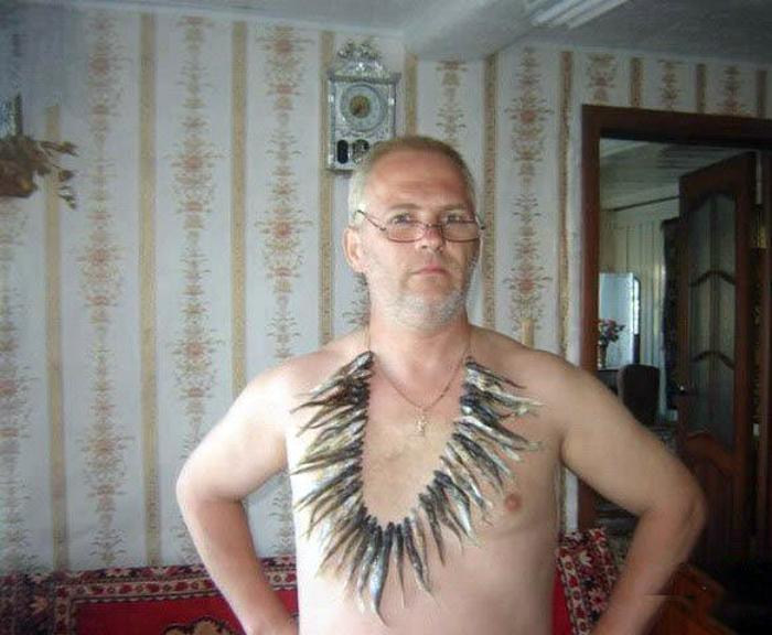 Ожерелье для настоящего мужчины.