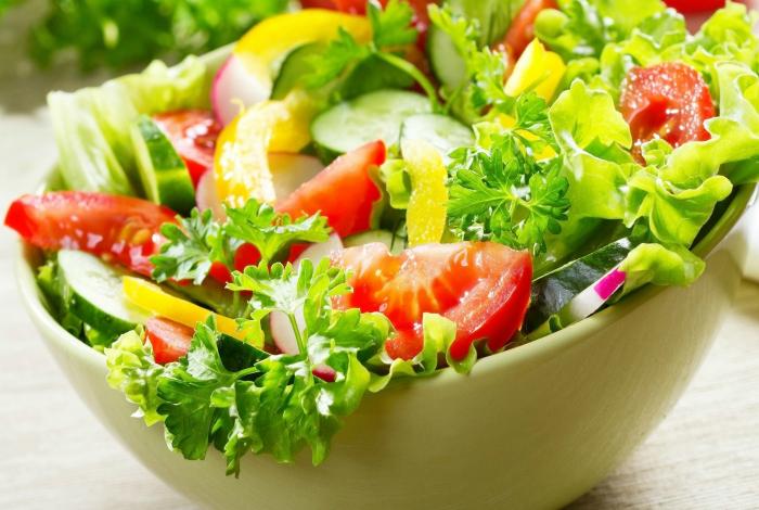 Секретный ингредиент пикантного овощного салата.