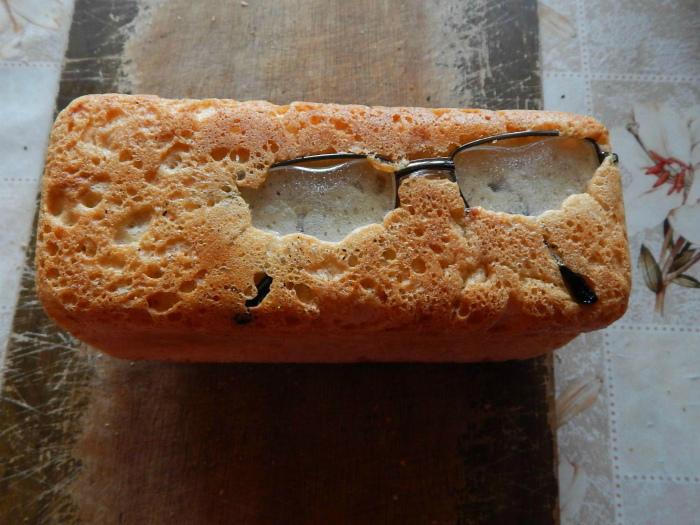 Хлеб с интересной начинкой! | Фото: ozonenation.ru.