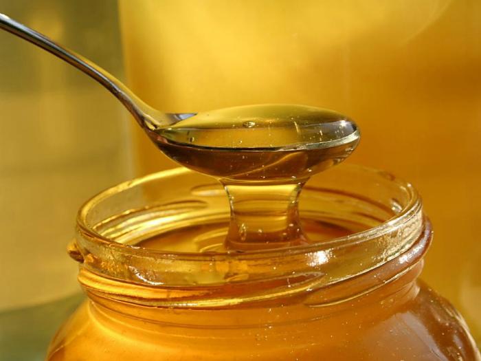 Натуральный мед от похмелья.