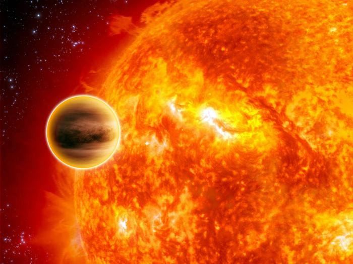 Звезды, поглощающие планеты.