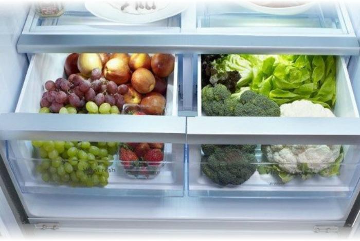 Секрет длительного хранения овощей и зелени. | Фото: Хранение продуктов и товаров народного потребления.