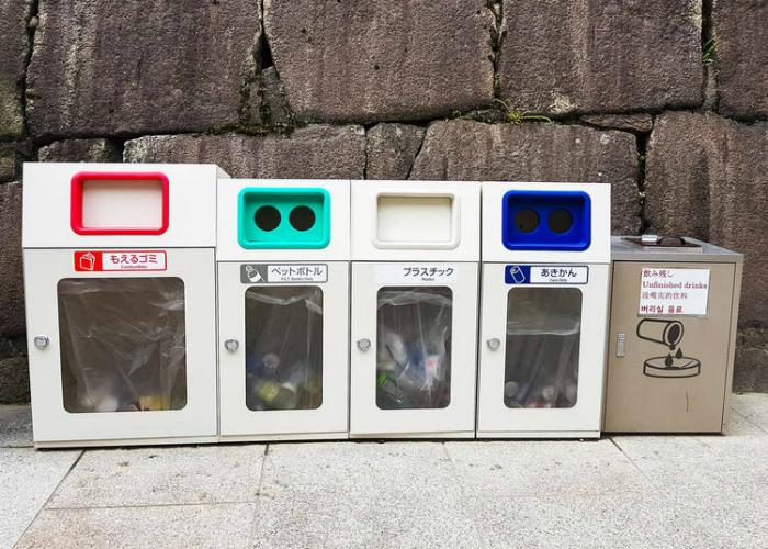 Сложная система сортировки мусора. | Фото: Наблюдатель.