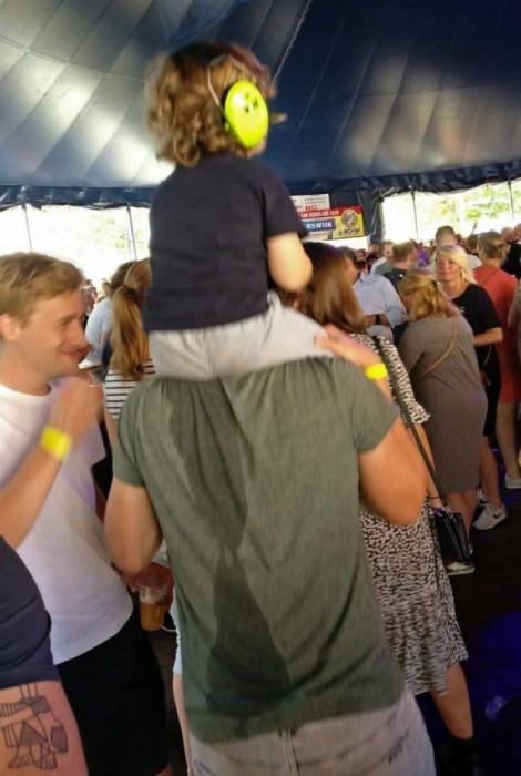 Ребенок учит смирению, терпению и прощению... | Фото: AcidCow.com.