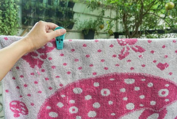 Хитрость с влажными полотенцами. | Фото: Dreamstime.