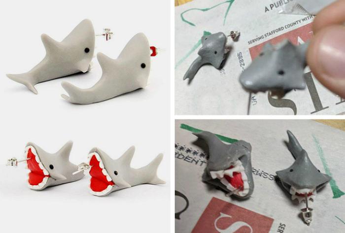 Кажется, у этой акулы вставная челюсть. | Фото: Виралайф.