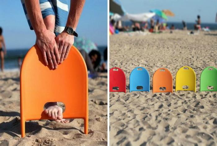 Яркие спинки для пляжа. | Фото: MetDaan.