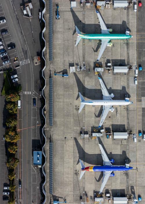 С высоты птичьего полета. | Фото: Pinterest.