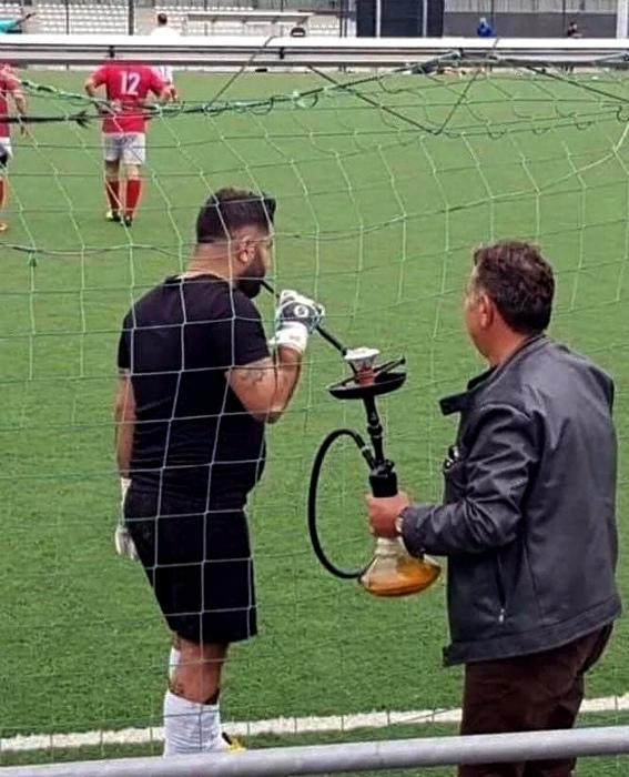 Тренировки современных футболистов. | Фото: Blogs.