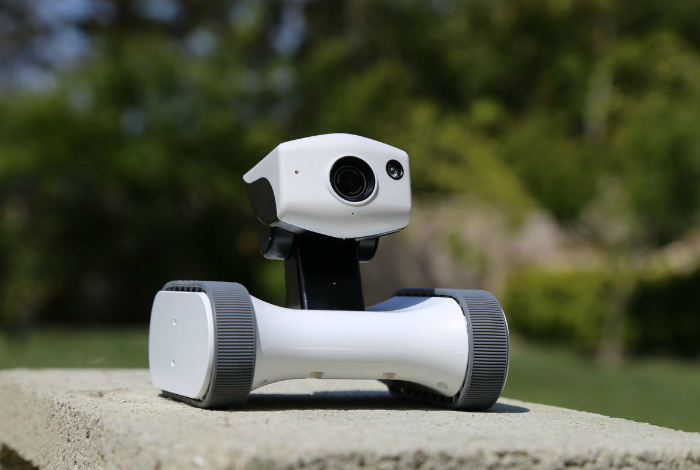 Мобильный робот-наблюдатель Riley.