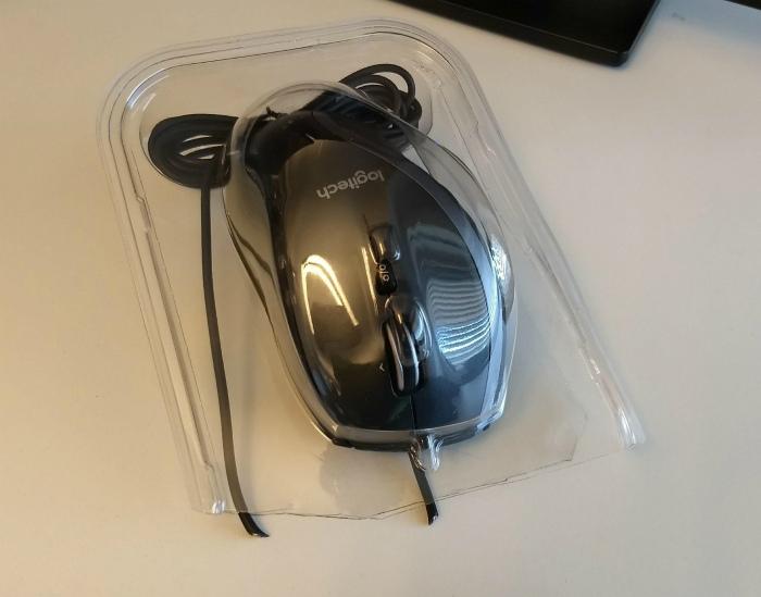 Отличная была бы мышка... | Фото: Pinterest.