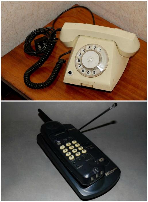 Стационарный телефон. | Фото: preceptwinning.