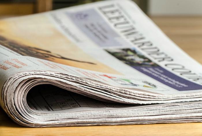 Старые газеты и семейные архивы.