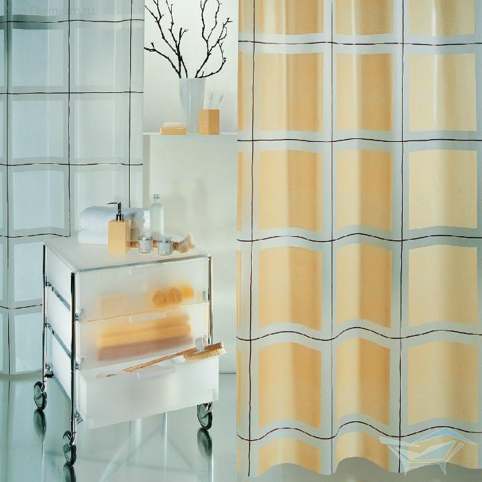 Чтобы шторка для ванной не стала прибежищем микробов.