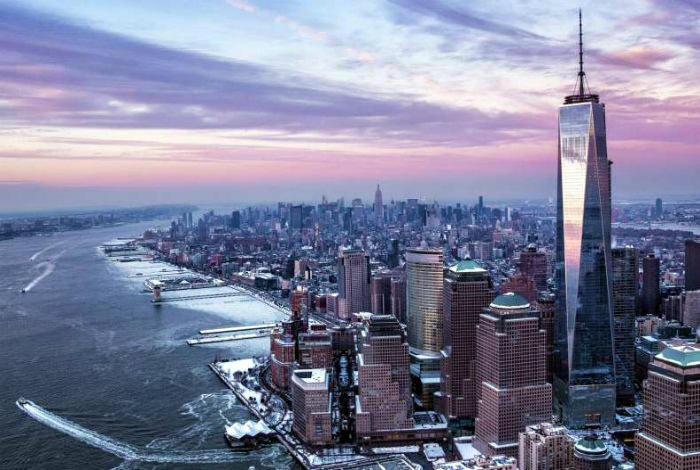 Нью-Йорк. | Фото: TripMyDream.