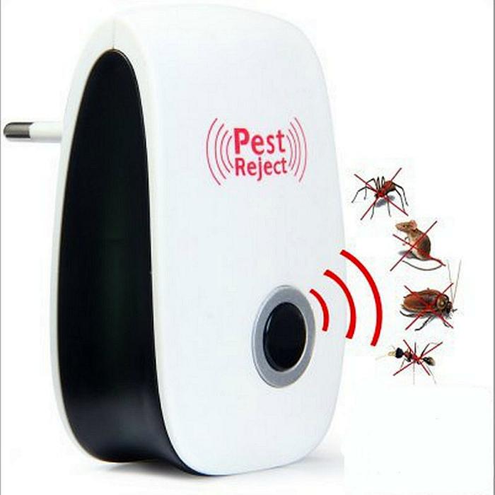 Ультразвуковой отпугиватель насекомых.