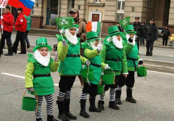 Снижение численности населения Ирландии.